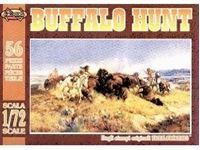 Immagine di BUFFALO HUNT in scala 1/72
