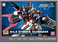 Picture of HG Gundam Aile Strike R01 1/144