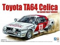 Picture of 1/24 KIT TOYOTA CELICA TA64