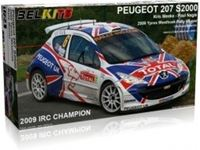 Picture of 1/24 AUTO PEUGEOT 207 S2000