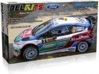 Picture of 1/24 AUTO FORD FIESTA RS WRC
