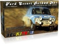 Immagine di KIT 1/24 Ford Escort RS1600 MKI (Timo Makinen 1973)
