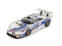 Immagine di PORSCHE 911 GT1 Team Mobil n.26 - 3rd 24h Le Mans ''96 - S.L.E. 226 pcs Worldwide