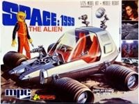 Immagine di Space 1999 the alien moon rover MK