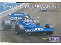 Immagine di AUTO F1 TYRRELL 003 Monaco GP ''71 1:20