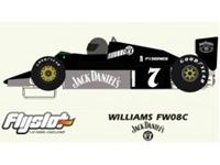 Picture of WILLIAMS FW08B - JACK DANIEL''S SPECIAL EDITION