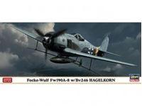 Immagine di FOCKE-WULF Fw190A-8 w/Bv246 HAGELKORN in scala 1:72