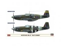 "Immagine di MUSTANG Mk.III ""RAF COMBO"" (Two kits in the box) in scala 1:72"