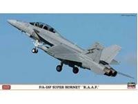 "Picture of F/A-18F SUPER HORNET ""R.A.A.F."" in scala 1:72"