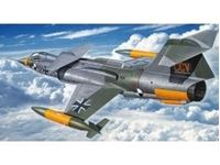 "Immagine di F-104G STARFIGHTER ""CCV"" in scala 1:72"