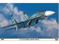 "Immagine di Su-27 FLANKER ""SHARK TEETH"" in scala 1:72"