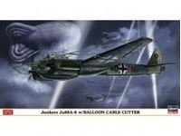 Immagine di JUNKERS Ju88A-8 w/BALLOON CABLE CUTTER in scala 1:72