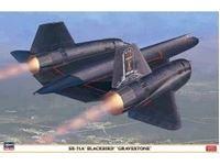 """Immagine di SR - 71A """"GRAVESTONE"""" in scala 1:72"""
