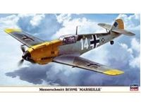 """Immagine di Me-Bf109E """"Marseille"""" 1:48"""