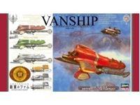 Immagine di 1/72 Lastexile Silver Wing Vanship Vespa (2 kits)