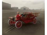 Immagine di 1:24 Model T 1914 Firetruck, American Car (100% new molds)