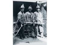 Immagine di 1:24 American Firemen (1910s) (2 figures)  (100% new molds)