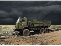 Immagine di 1:35 Soviet Six-Wheel Army Truck (100% new molds)