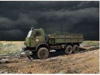 Immagine di 1:35 Soviet Six-Wheel Army Truck (100% new molds)
