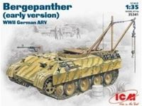 Immagine di bergepanther early version