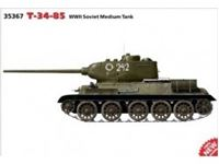 Immagine di 1:35 ?-34-85, WWII Soviet Medium Tank (100% new molds)