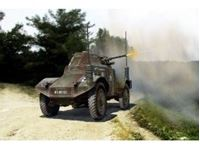 Immagine di 1:35 Panhard 178 AMD-35 Command, WWII French Armoured Vehicle