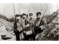 Immagine di 1:35 French Infantry in Gas Masks (1918) (4 figures)