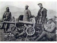 Immagine di 1:35 WWI Russian Maxim MG Team (2 figures) (100% new molds)