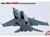 Immagine di 1:48 MiG-25 RBT, Soviet Reconnaissance Plane (100% new molds)