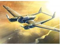 Immagine di 1:72 FW 189A-1, WWII German Reconnaissance Plane (100% new molds)