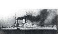 Immagine di 1:700 Gro?er Kurfrst (full hull & waterline), WWI German Battleship