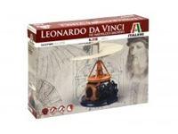 Picture of Elicottero - Leonardo da Vinci Facile da assemblare - con movimenti meccanici