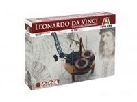 Immagine di Orologio a Pendolo - Leonardo da Vinci - con movimenti meccanici