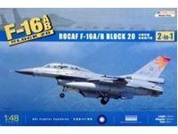 Immagine di F-16 A/B Block 20 ROCAF - 2 in 1 in scala 1/48