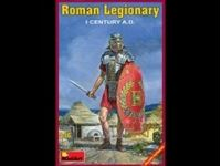 Picture of 1/16 Roman Legionary. I century A.D.