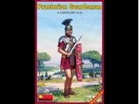 Immagine di 1/16 Praetorian Guardsman. II century A.D.