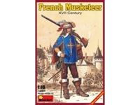 Picture of 1/16 French Musketeer. XVII c.