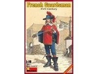 Immagine di 1/16 French Guardsman. XVII c.
