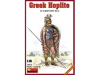 Picture of 1/16 Greek Hoplite.  IV century B.C.