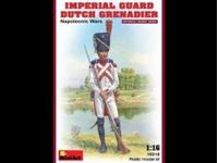Picture of 1/16 Imperial Dutch Grenadier. Napoleonic Wars.