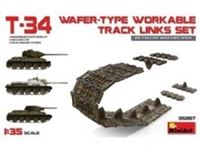 Immagine di 1/35 T-34 WAFER-TYPE WORKABLE TRACK LINKS SET