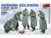 Immagine di 1/35GERMAN SOLDIERS (WINTER 1941-42)