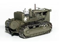 Picture of 1:35 U.S. Tractor D7 W/Towing Winch & Crewmen