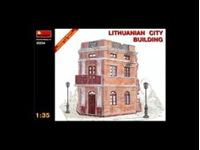 Picture of 1/35 Lithuanian City Building