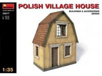 Picture of 1/35 Polish Village House