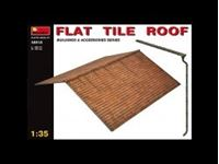 Picture of 1/35 Flat Tile Roof