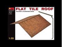 Immagine di 1/35 Flat Tile Roof
