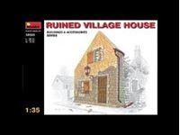 Immagine di 1/35 Ruined Village House