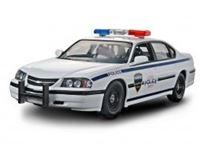 Immagine di 1:25 2004 CHEVY┬® IMPALA? POLICE CAR SNAP TITE