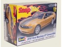 Immagine di 1:25 ''2010 Ford Mustang Convertible SNAP TITE